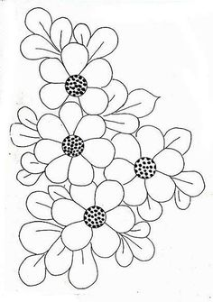 Hand Work Embroidery, Hand Embroidery Patterns, Applique Patterns, Mosaic Patterns, Beaded Embroidery, Flower Patterns, Embroidery Stitches, Machine Embroidery, Quilled Creations