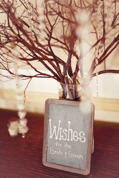 Wish Tree See Honey Other Ppl Have These At Their Wedding Too You
