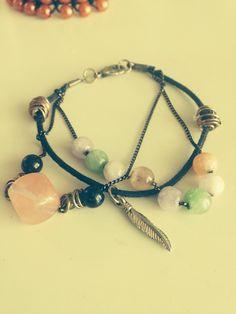 Mi pulsera hippie
