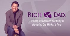 Robert Kiyosaki, of Rich Dad Poor Dad, offers financial education content to help you learn about cash flow, real estate, investing, how to start a business, and more.
