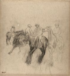 .:. Edgar Degas , French 1834 -1917