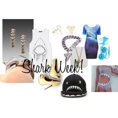 Fashion inspired by Shark Week!