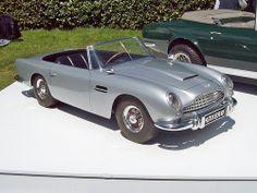 164 Aston Martin DB5 (1966) Prince Andrew