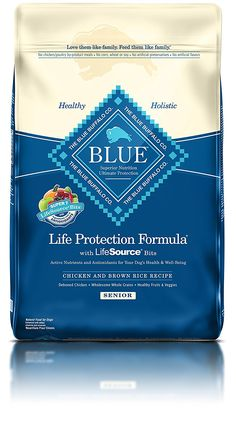 Blue Buffalo Life Protection Formula Adult Small Bite Dog Food - Natural Dry Dog Food for Adult Dogs - Chicken and Brown Rice - 30 lb. Best Organic Dog Food, Best Dry Dog Food, Food Dog, Puppy Food, Shih Tzu, Holistic Dog Food, Chicken And Brown Rice, Chicken Rice, Blue Chicken