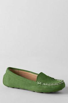 Women's Jackie Venetian Driving Mocs from Lands' End love a good moc