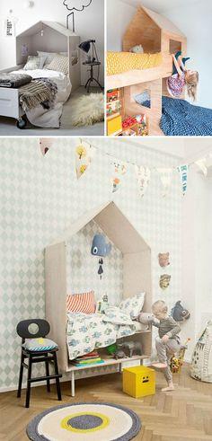 Plywood playhouses