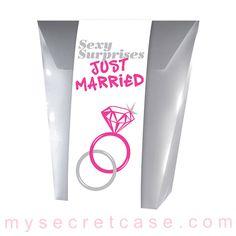 Sexy Surprises Just Married è un Kit sorpresa di Love to Love