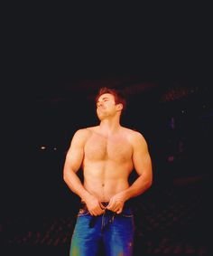 That time he took off his pants. | 32 Times Chris Evans Was Too Handsome For His Own Good