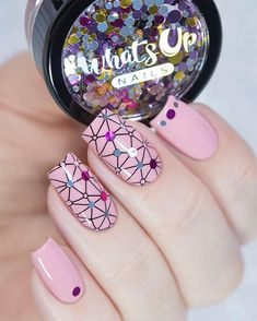 The Most Popular Nail Shape Analysis Is The Compass You Choose - Page 7 of 8 - Dazhimen Glitter Nails, Fun Nails, City Nails, Nail Studio, Types Of Nails, Nail Bar, Almond Nails, Coffin Nails, Compass
