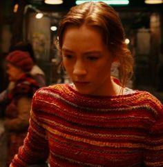 knitting: City of Ember sweater City Of Ember, British Academy Film Awards, Irish Girls, Katniss Everdeen, Color Block Sweater, Jennifer Lawrence, American Actress, Style Icons, Knitting