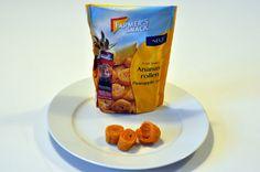Hier kommt die fruchtige Variante der Lakritzschnecke! Die Ananasrollen schmecken saftig-süß, enthalten keinen Zuckerzusatz - und sind im praktischen Wiederverschlussbeutel verpackt.