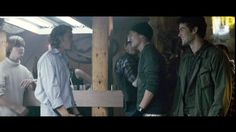 Toby Hemingway talks to Aaron Abbot , and Tyler Simms is there backup on the covenant Covenant Movie, The Covenant, Toby Hemingway, Story Setting, Films, Movies, Theatre, Paradise, Stage