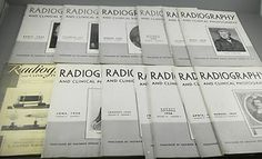 13 Radiography and Clinical Photography Magazines Kodak 1930s  http://cgi.ebay.com/ws/eBayISAPI.dll?ViewItem=330721471823=ADME:L:LCA:US:1123#ht_3410wt_754