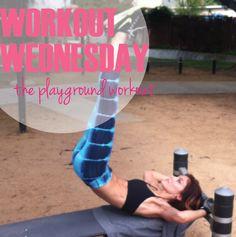 The Playground Workout | GirlsGuideTo