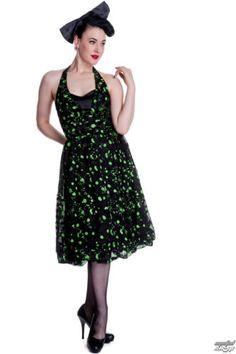 HELL-BUNNY-LOWE-DRESS-ADJUSTABLE-LENGTH-BLACK-GREEN-B9C