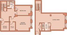 2 Bedroom 122