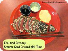 Sesame Seed Crusted Ahi Tuna Recipe
