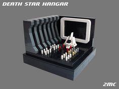 LEGO StarWars Micro DeathStar Hangar