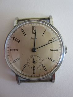 stowa Cool Watches, Watches For Men, Stowa, Gentleman Watch, Think Small, Vintage Watches, Omega Watch, Clocks, Diesel