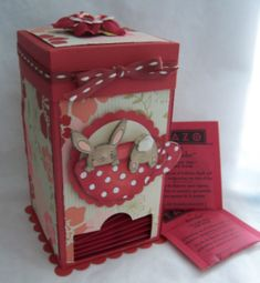 Tea Holder, Diy And Crafts, Paper Crafts, Box Patterns, How To Make Box, Tea Packaging, Tea Box, All Paper, Recycling
