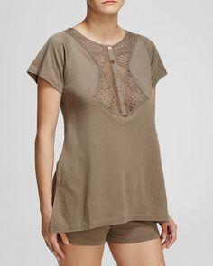 La Perla Aster Short Pajama Set