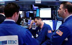 Tensões geopolíticas causam sentimento negativo em Wall Street – O Jornal Económico
