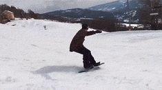Alek Oestreng, carve+flip, filmed by... - snowboarding gifs