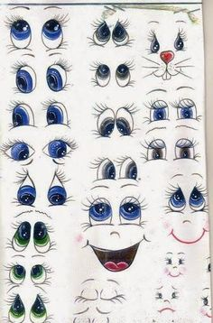 Face painting examples are very useful in the art of face painting. One of the greatest things about face painting examples, is that there are many reference Pintura Tole, Flower Pot People, Clay Pot People, Snowman Faces, Clay Pot Crafts, Stone Art, Rock Art, Painting & Drawing, Drawing Drawing