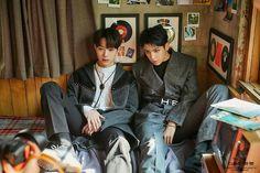 Pentagon Wooseok, Guan Lin, Lai Guanlin, Online Friends, Jung Woo, Cube Entertainment, K Idol, Bts Photo, Jinyoung