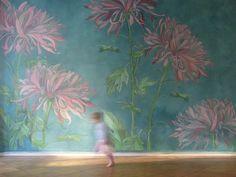 Wallcovering | Atelier Wandlungen, Berlin (Inca Gierden & Julien Collieux)