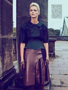 Vogue Mexico: Fall Sophistication