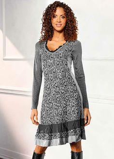 Linea Tesini Jersey Dress