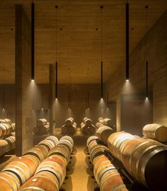 Martin's Lane Winery by Olson Kundig Architects