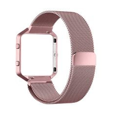 9.23$ (More info here: http://www.daitingtoday.com/high-quality-watch-bands-milanese-magnetic-stainless-steel-watch-band-metal-frame-for-fitbit-blaze-l-2016-hot-sale-new-design ) High Quality Watch bands  Milanese Magnetic Stainless Steel Watch Band + Metal Frame For Fitbit Blaze L 2016 Hot sale New Design for just 9.23$