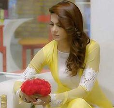 Pakistani Dresses, Indian Dresses, Kamiz Design, Lehenga Gown, Indian Designer Suits, Style Finder, Pink Prom Dresses, Jennifer Winget, Simple Dresses