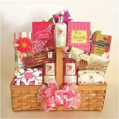 The Ultimate Spa Experience Gift Basket « Delay Presents