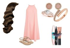 """Ye-Rin As Gluttony"" by shestheman01 ❤ liked on Polyvore featuring New Look, Accessorize, Michael Kors, BCBGeneration, Maybelline, Allurez, Too Faced Cosmetics and Manic Panic NYC"