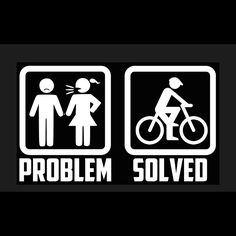 Dirty Two Wheels (Dilettante wanderluster) — crossgram: Just showed this to my wife and said...