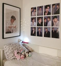 room diy kpop - Each of us has different needs and - roomdiy Army Room Decor, Decoration Bedroom, Cute Room Decor, Living Room Decor, Ideas Decorar Habitacion, Army Bedroom, Kpop Diy, Minimalist Furniture, Classic Furniture
