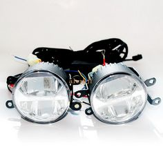 159.99$  Watch here - http://alio9k.worldwells.pw/go.php?t=32667233274 - Yeats 1400LM 24W LED Fog Lamp, Bifocal + 560LM DRL Case For Honda CRV Accord 9th Fit Crosstour Everus Acura RDX TL TSX 2010-2013 159.99$