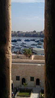 Alexandria, the city founded by Alexander The Great ca 330 BC