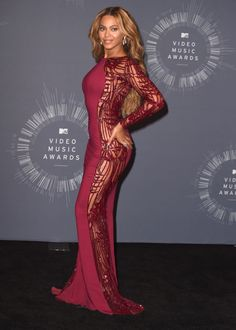 In Zuhair Murad at the 2014 MTV Video Music Awards. See all of Beyoncé's best looks.