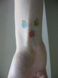 No Black outlines: ad astra per aspera tattoo