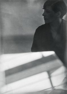 Florence Henri - Self-Portrait, 1928