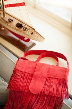 Celastrina w kolorze czerwonym:) Moja wyśniona torebka na weekend na jachcie!!!! Co o tym myślicie?!?!?!?!