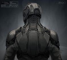 Image result for altered carbon helmet