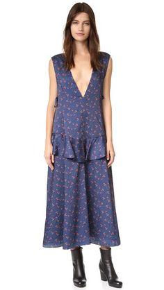 Sandy Liang Cooper Dress   SHOPBOP