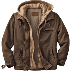 fd23b3ff0 Legendary Whitetails Men's Rugged Brown Full Zip Dakota Jacket | Sporting  Goods, Hunting, Clothing, Shoes & Accessories | eBay! #MensFashionRugged