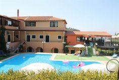 Arianna Studios & Apartments, Paleokastritsa, Corfu, Grecia Creta, Corfu, Studio Apartment, Apartments, Studios, Mansions, House Styles, Home, Studio Apt