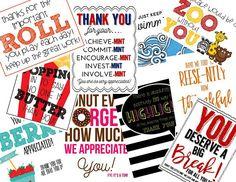 New Minimalist Pantry Labels Customization Available Teacher Treats, Teacher Gifts, Teacher Cards, Extra Gum, Kit Kat Bars, Employee Appreciation Gifts, Employee Gifts, Appreciation Cards, Volunteer Appreciation